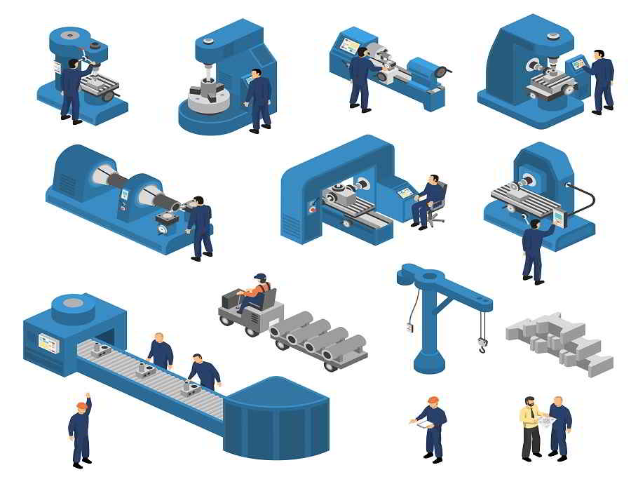 Web based or Cloud elearning portal in manufacturing can be used for skill building and live conferencing